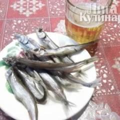 фото рецепта Рыбка к пиву