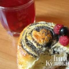 фото рецепта Фруктовый ароматный компот