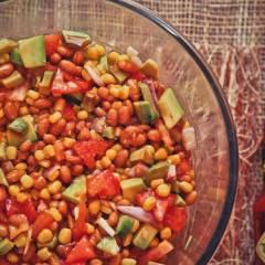 фото рецепта Буррито Салат