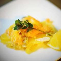 фото рецепта Форель запеченная с картофелем