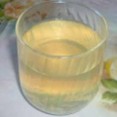 фото рецепта Компот из лимонов