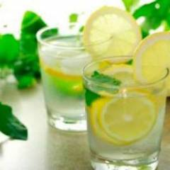 фото рецепта Лимонный морс