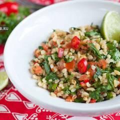 фото рецепта Салат табуле (tabbouleh)