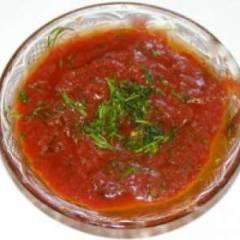 фото рецепта Аджика красная грузинская