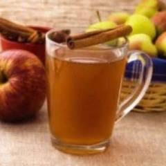фото рецепта Яблочный грог