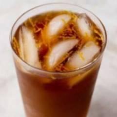 фото рецепта Кофе с апельсиновым соком