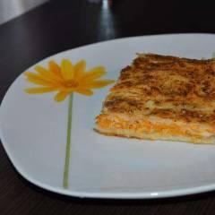 фото рецепта Шумуш с куриным фаршем