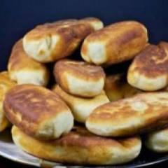 Быстрые пирожки на кефире