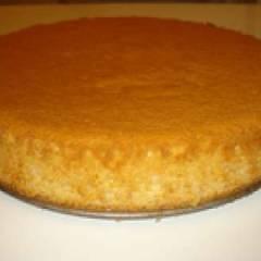 фото рецепта Вкусный бисквит на скорую руку