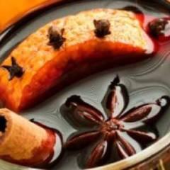 фото рецепта Глинтвейн с фруктами