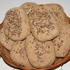 фото рецепта Цельнозерновые булочки