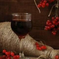 фото рецепта Рецепт вина из калины