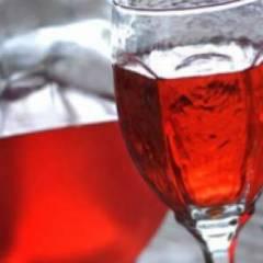 фото рецепта Вино из боярышника
