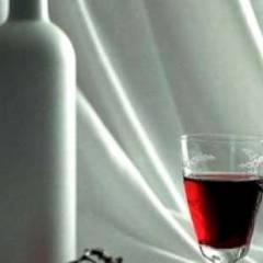 фото рецепта Домашнее вино из красной рябины