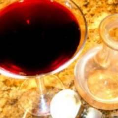 фото рецепта Домашнее вино из черноплодной рябины