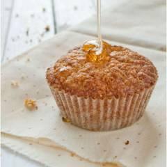фото рецепта Маффины с карамельным сиропом