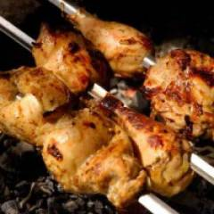 фото рецепта Как замариновать шашлык из курицы