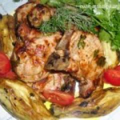 фото рецепта Маринование шашлыка из свинины