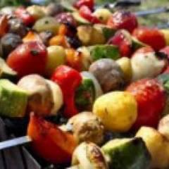 фото рецепта Шашлык из овощей