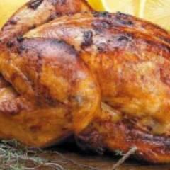 фото рецепта Курица гриль в духовке