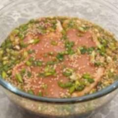 фото рецепта Маринад для курицы в духовке