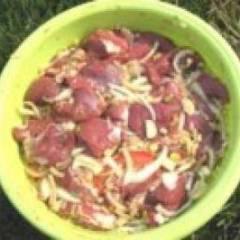 Как замариновать шашлык из баранины