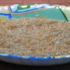 фото рецепта Ячневая каша на воде для похудения