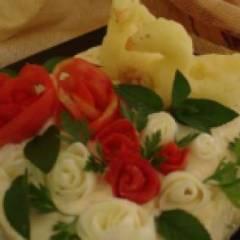 Салат на юбилей