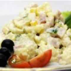 Классический рецепт салата