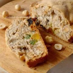 фото рецепта Фруктовый хлеб