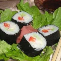 фото рецепта Футомаки или толстые роллы