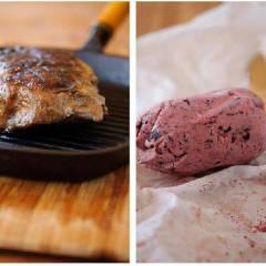 фото рецепта Стейк портерхаус с маслом из красного вина