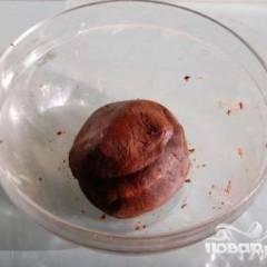 фото рецепта Шоколадное тесто