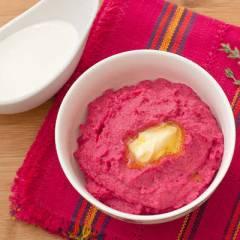 фото рецепта Свекольное пюре