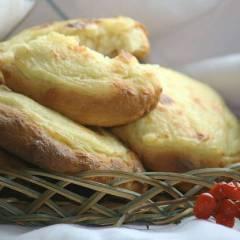 фото рецепта Уральские шаньги
