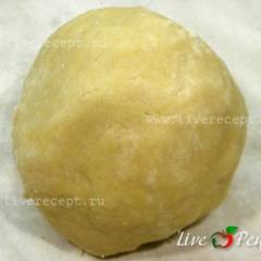 фото рецепта Песочное рубленое тесто