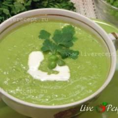 Гороховый суп - пюре
