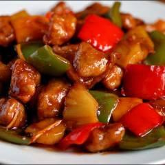фото рецепта Кисло-сладкая свинина Гулаожоу