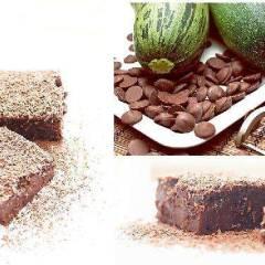 фото рецепта Брауниз из цуккини
