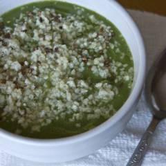 фото рецепта Суп-пюре из брокколи