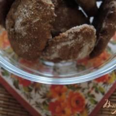 Имбирное пышное печенье
