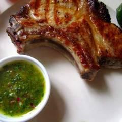 фото рецепта Аргентинский соус Чимичурри (Chimichurri)