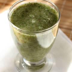 фото рецепта Зеленый коктейль