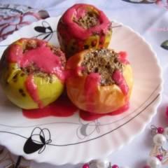 Запеченные яблоки от Джейми Оливера