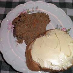 фото рецепта Паштет из говяжьей печенки