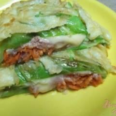 фото рецепта Сэндвичи из капусты