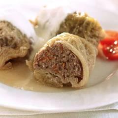 фото рецепта Голубцы с мясом