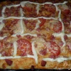 """фото рецепта Пицца """"Ташир"""""""