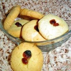 Быстрое печенье с плавленным сыром