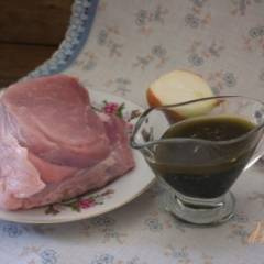 Легкий маринад для мяса за 5 минут